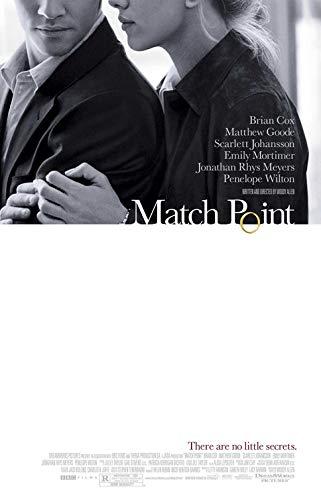MATCH POINT: Original Movie Poster