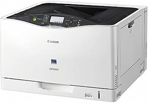 キヤノン A3対応カラーレーザービームプリンターSatera LBP842C