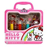Hello Kitty Pez Gift Set - 4 Collectable Dispensers / Pez Candy