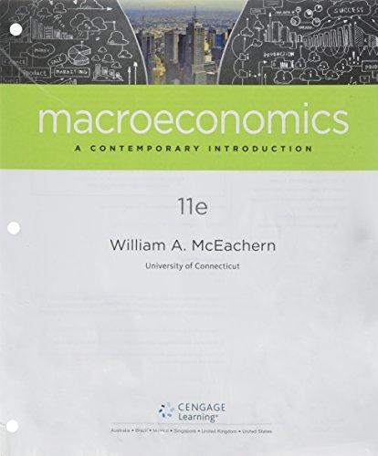 Macroeconomics, Loose-Leaf Version