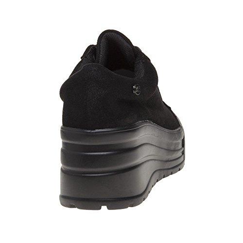Xti Mode Noir 47572 Baskets Femme X8wqH87