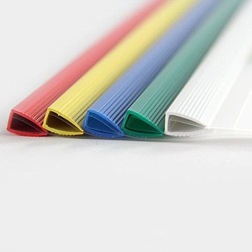 Shxstore Plastic Clear Sliding Bar File Folder Report Covers