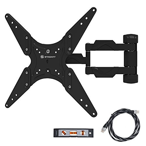 Stagiant TV Wall Mount Bracket Tilt Swivel for 23 - 55 Inch