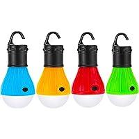 ZLF LED Tent Lamp Hurricane Emergency Tent Lights...