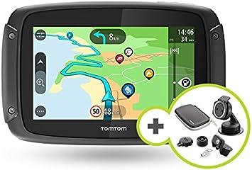 Navegador GPS Tomtom Rider 450 Premium Pack: Amazon.es ...