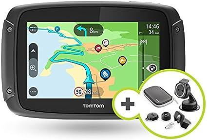 Navegador GPS Tomtom Rider 450Premium Pack