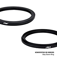 Kiwifotos 82mm-95mm Step-up Adapter Ring for Lenses (82mm Lens to 95mm Filter, Hood, Lens Converter and Other Accessories)