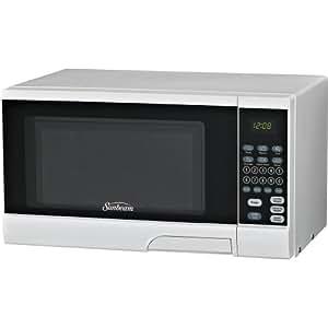 Amazon.com: Sunbeam SGD30601 700-watt Microwave Oven, 0.6