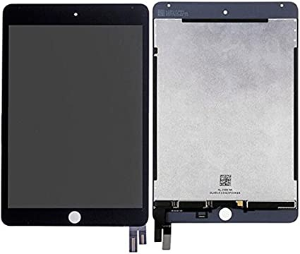 Display LCD Touch Screen Digitizer Assembly For Apple iPad Mini 4 A1538 A1550