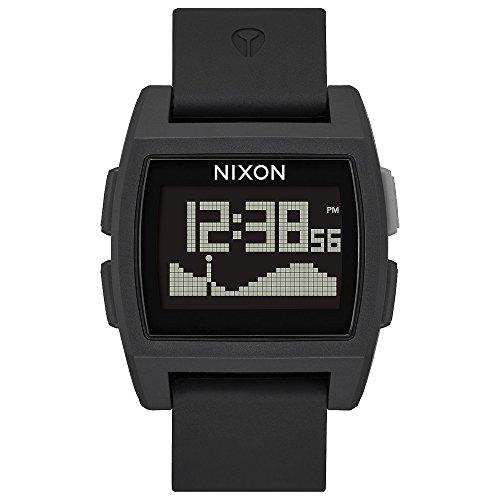Nixon Unisex The Base Tide All Black One Size