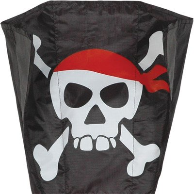 Skull and Bones Keychain Kite