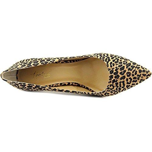 Sodi Spitzenschuhe Thalia Pumps Elina Klassische Leopard Frauen FddwqaZ0