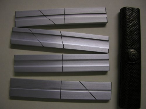 "Aluminum 1/4"" Splicing Block"