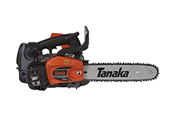 Tanaka 32.2cc 12-Inch Top Handle Chain Saw