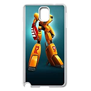 Samsung Galaxy Note 3 Cell Phone Case White Robot toys SUX_879251