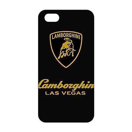 Fortune Lamborghini Logo Wallpaper 3d Phone Case For Iphone 5s