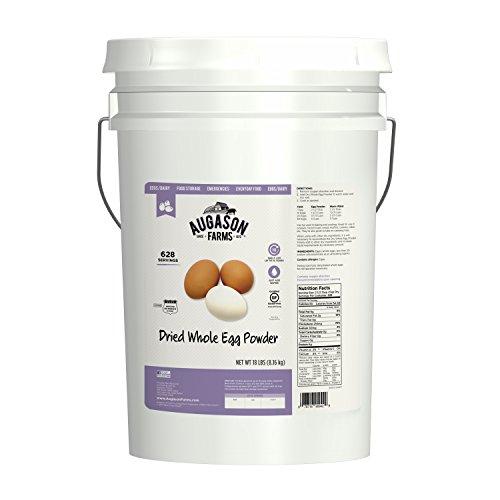 Augason Farms Dried Whole Egg Product 18