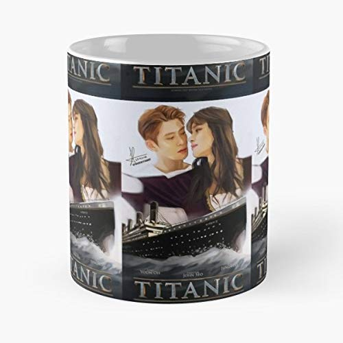Nct Jaehyun Sm Twon Halloween Party Coffee Mugs Unique Ceramic Novelty -