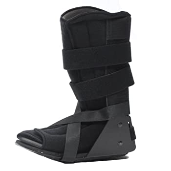 Pediatric Ankle Walking Cast Boot Age 6.5-9.5 Years EA