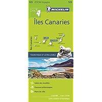 Carte Iles Canaries Michelin
