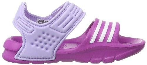 adidas Akwah 8 D65556 - Zapatillas de fitness para unisex-niño, color varios colores, talla 24
