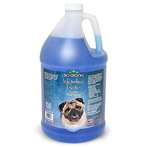 Bio-Groom Waterless Cats and Dog Bath Shampoo, 1-Gallon ()