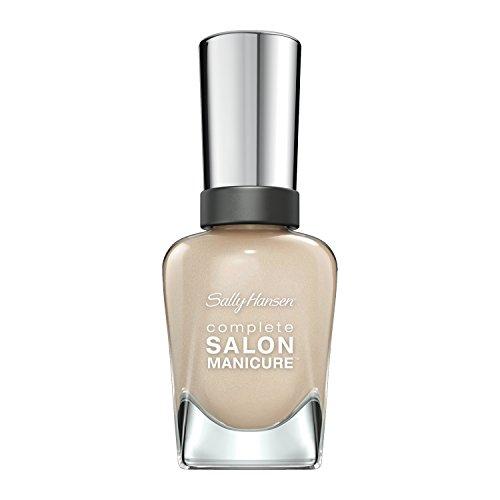 - Sally Hansen Complete Salon Manicure Nail Polish, Almost Almond, 0.5 Fluid Ounce