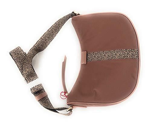 Bag Luna 138 Pink Female 924111 Borbonese r10 SfWORqxR1