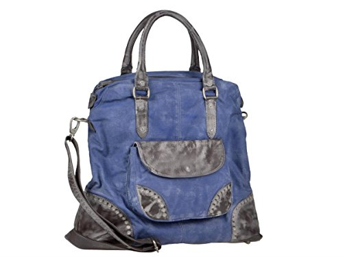 Billy the Kid Grubby borsa 43 cm Blu