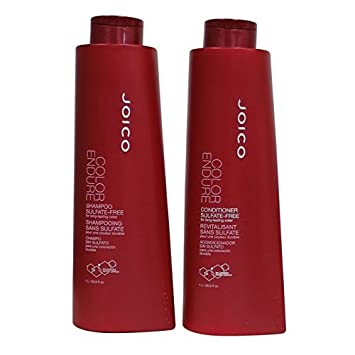 Amazoncom  Joico Color Endure Shampoo  Conditioner Sulfate Free