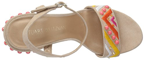 Size Beige Both Stuart Beach Both Womens Weitzman aqAf4