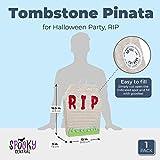 Small Tombstone Graveyard Pinata for Halloween