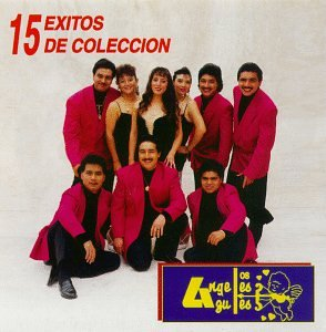 Angeles Azules 15 Exitos De Coleccion Amazon Com Music