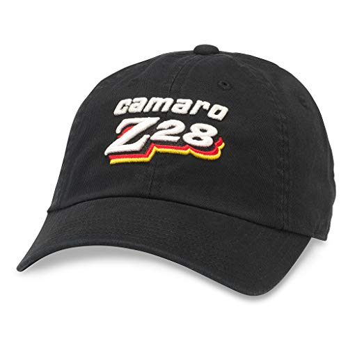 American Needle Ballpark Camaro Z28 Baseball Dad Hat for sale  Delivered anywhere in USA