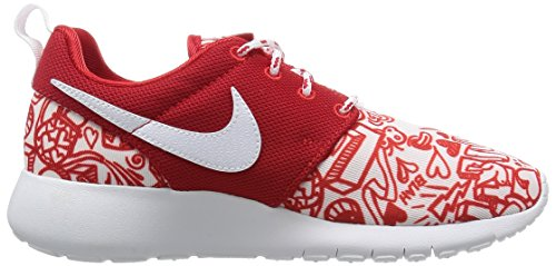 cheap sale prices Nike ROSHE ONE PRINT (GS) girls running-shoes 677784 Red low shipping outlet cheap price with credit card clearance low price fgZnXR