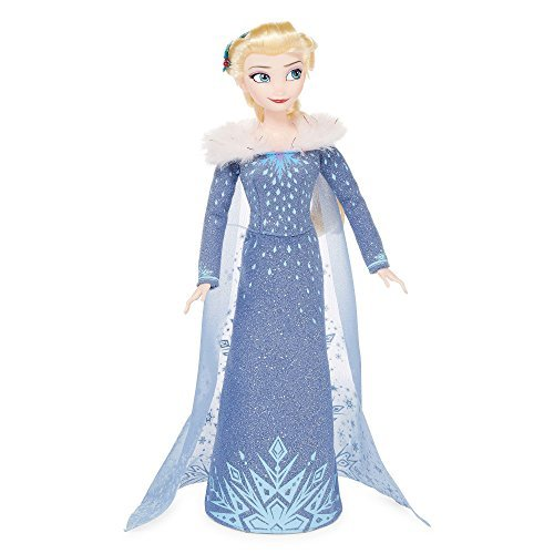 Disney Collection Frozen Elsa 12 Inch Classic Doll Olaf's Frozen Adventure