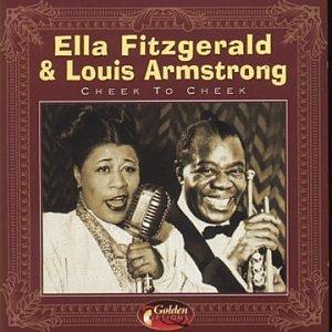 Ella Fitzgerald Louis Armstrong Cheek To Cheek Amazon