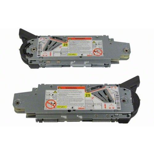 Blum 20F2800.N5 AVENTOS HF Face Frame Bi-Fold Cabinet Lift Mechanism Power Facto, Zinc Plated by Blum by Blum (Image #1)