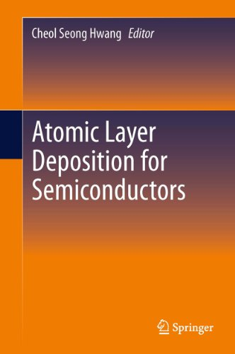 Download Atomic Layer Deposition for Semiconductors Pdf