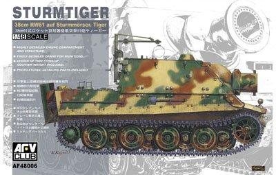 (1/48 Sturmtiger Tank w/38cm RW61)