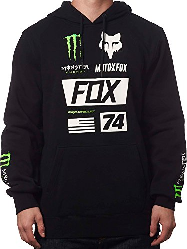 Fox Racing Monster Union Pullover Hoody-XL