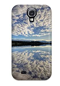 Fashionable KWYwwVx26824jPMBO Galaxy S4 Case Cover For Reflection Earth Nature Reflection Protective Case