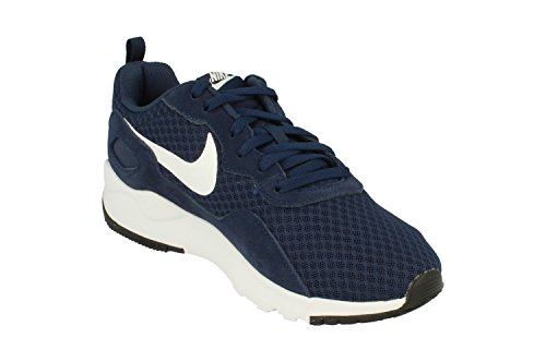 Nike Bland Rand Jersey Midnatt Marinblå Vit Svart 400