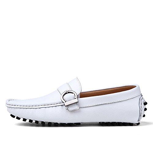 Salabobo - zapatilla baja hombre blanco