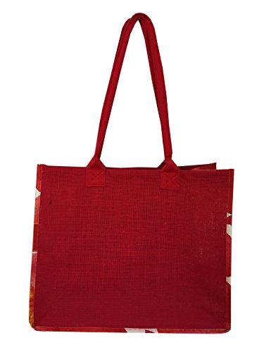 Canvas Diaper Bag In Tan And Black - 8
