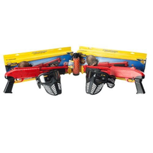 JT Splatmaster Z200 Shotgun 2 Player Competition Package - Red