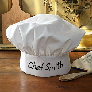 Personalized Chef Hat - You Name It Design