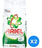 Ariel Green Automatic Detergent Powder - Pack of 2 Pieces (2 x 6kg)