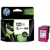 HP 121XL インクカートリッジ カラー ( 増量 ) CC644HJ