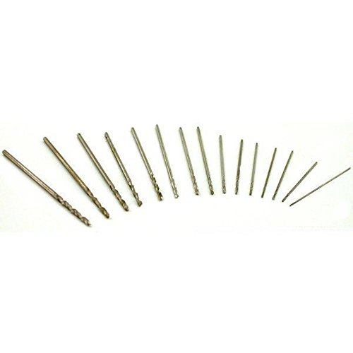 SE High Speed Steel Drill Bit Set (15 PC.) (Convert Weber Genesis 310 To Natural Gas)
